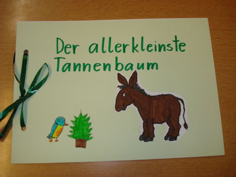 Allerkleinste Tannenbaum.Klasse 4a